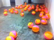 beach balls - ASMbly 2013